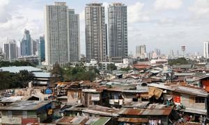 Рост семи крупнейших развивающихся экономик мира и развивающиеся страны