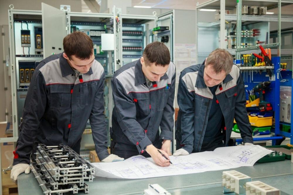 О производстве | nku.biz | Завод по производству низковольтных ...