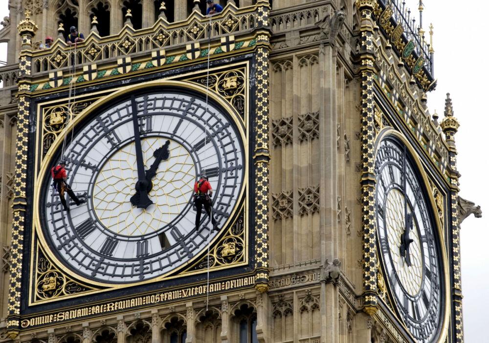 Биг-Бен в Лондоне: фото, история, высота башни, где находится ...