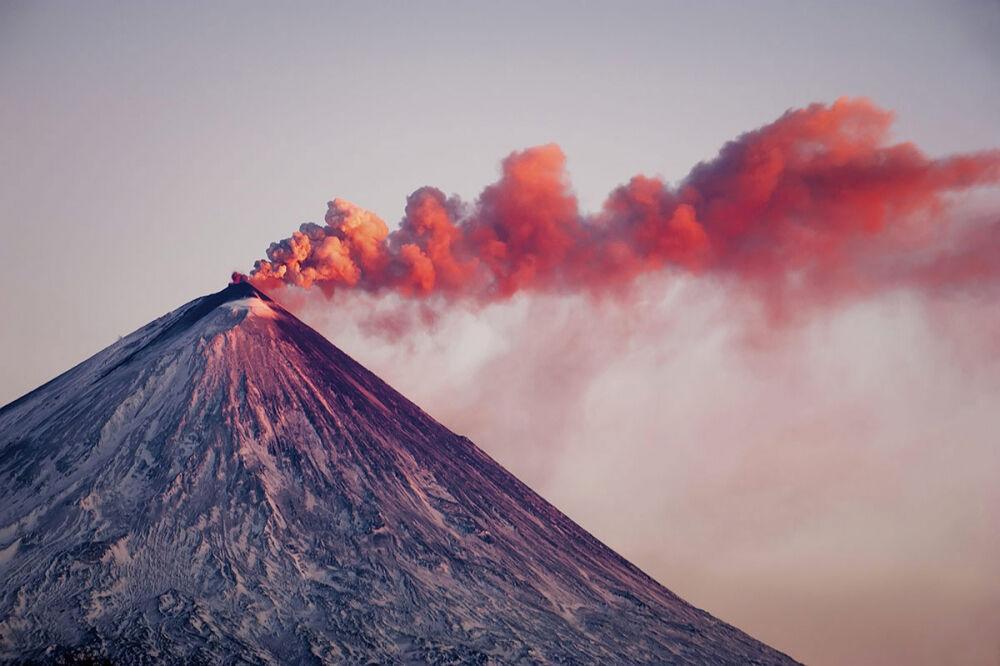 горы и вулканы камчатки (главный ключ)