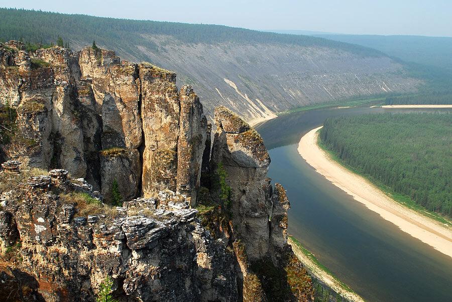 Река Алдан (бассейн реки Лена)