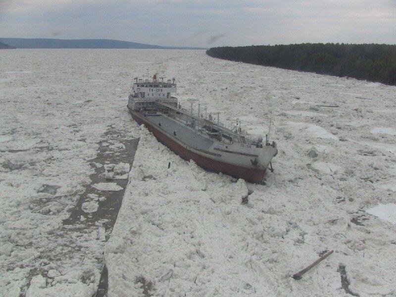 Якутск | Ледоход на Лене подошел к Якутску - БезФормата.Ru - Новости