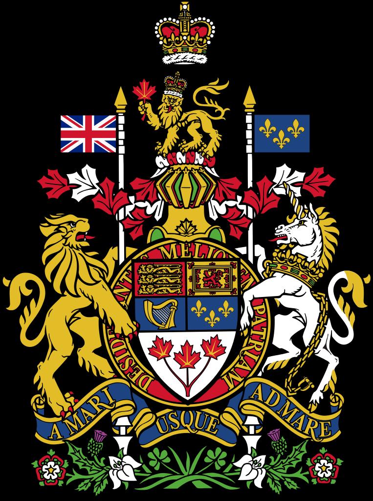 Герб Канады — Википедия