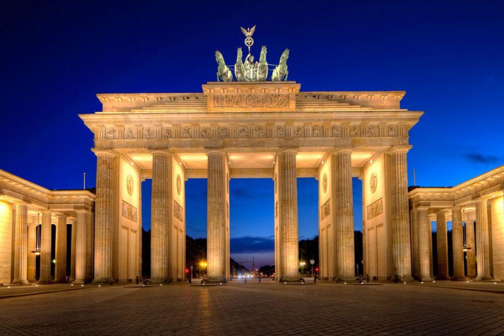 города германии список