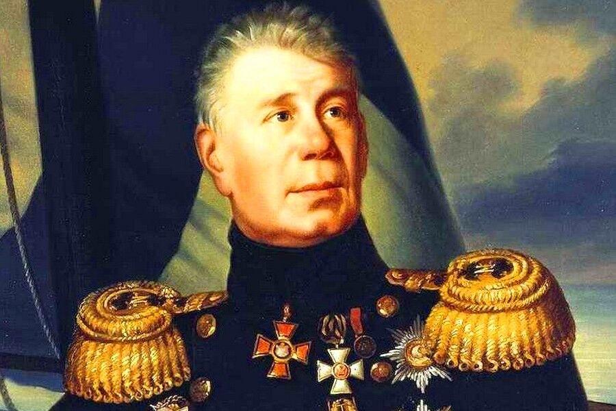 Этим днем в 1846 году скончался Иван Крузенштерн