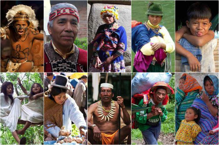 латинская америка население (главный ключ)