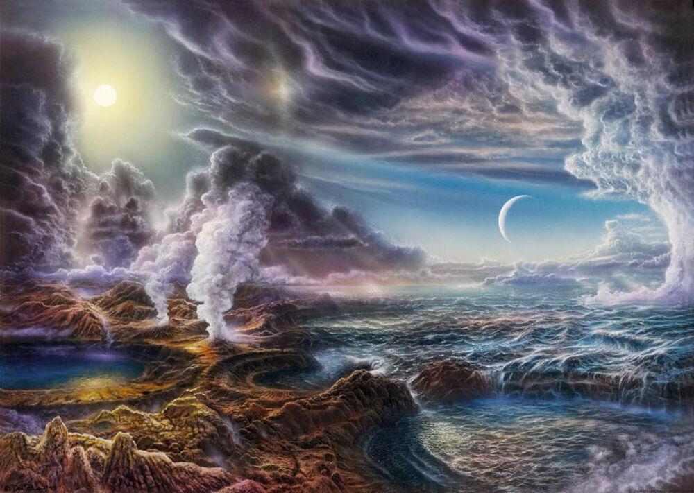 освоение мирового океана