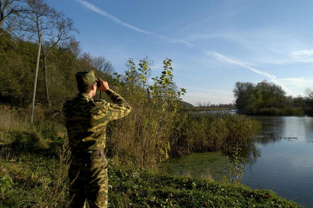 Охрана территории | Заповедник Белогорье