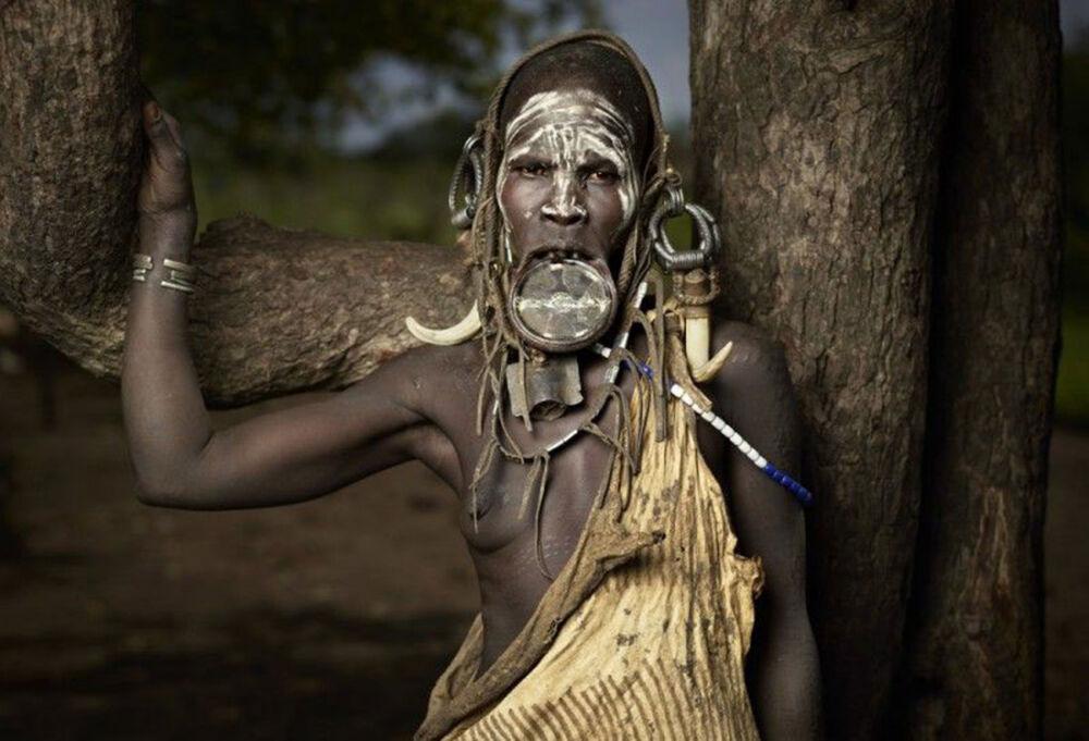 племена африки (главный ключ)