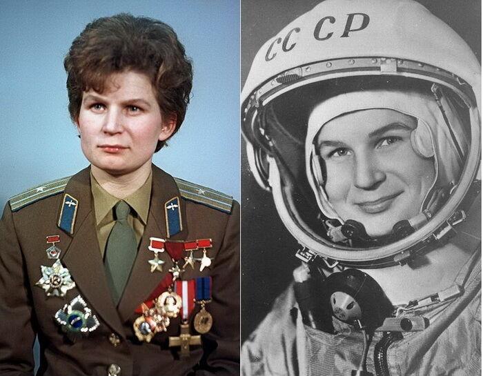 Первая женщина в космосе: неизвестные факты о полете Валентины ...