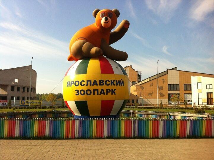 Ярославский зоопарк готовится отметить юбилей - МК Ярославль