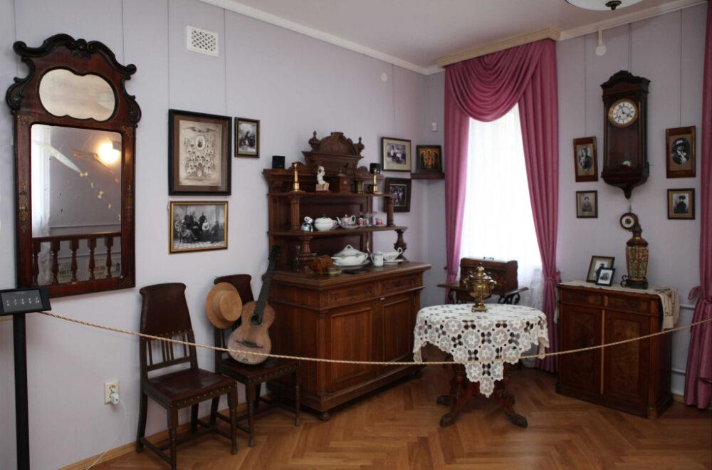 Мемориальный Дом-музей Л.В. Собинова | Ярославский музей-заповедник