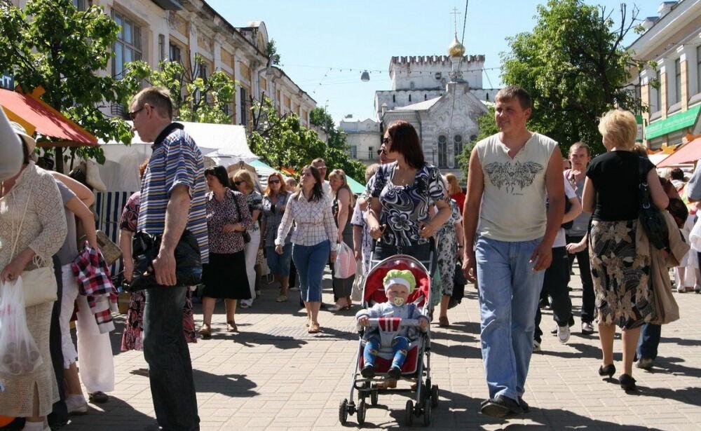 Город Ярославль: климат, экология, районы, экономика, криминал и ...