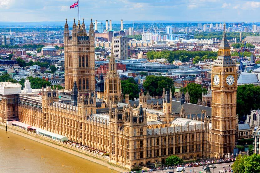 Вестминстерский дворец: история, описание, фото