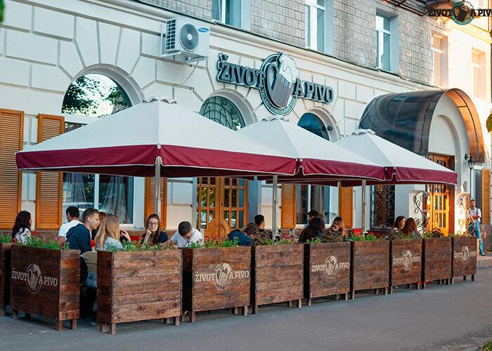 Чешско-немецкий Паб «Живот и пиво» - Рестораны - Reikartz Hotel Group