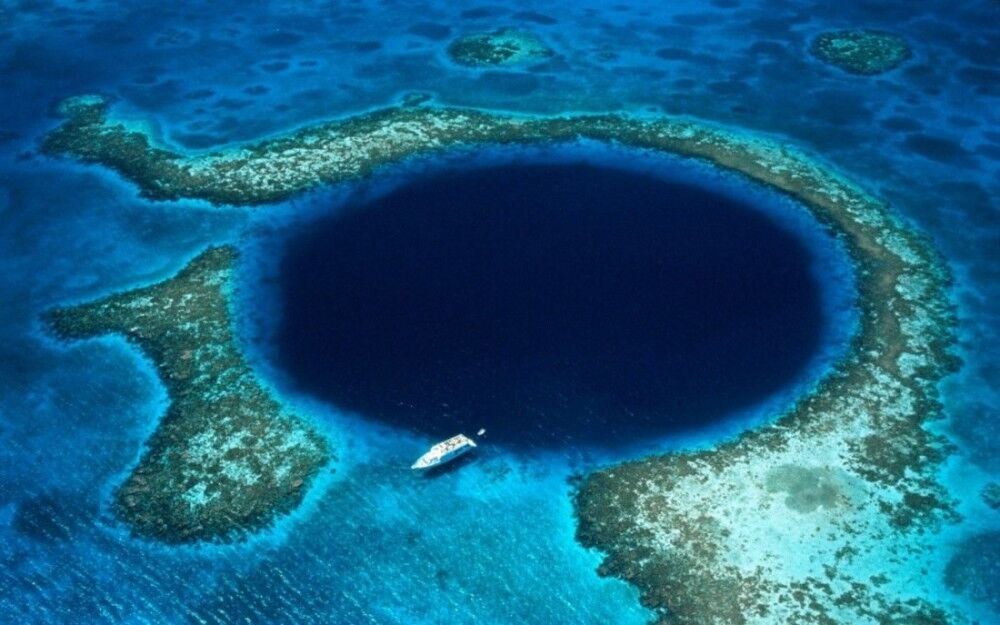 Марианская впадина: куда пропадают тонны воды? | Крамола
