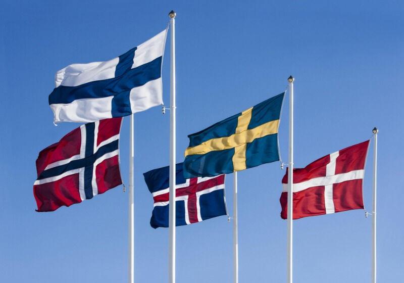 северная европа страны список (главный ключ)