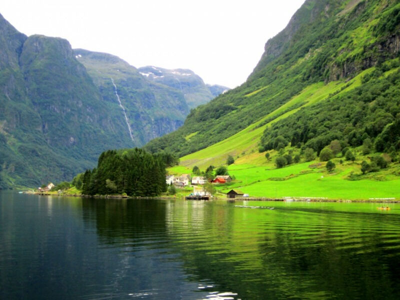о Скандинавии