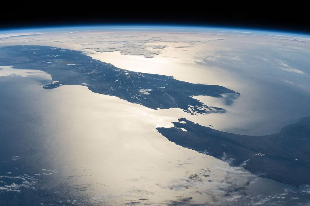 соленость индийского океана