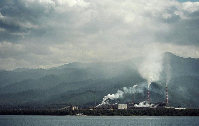 Загрязнение Байкальским ЦБК   Greenpeace в России