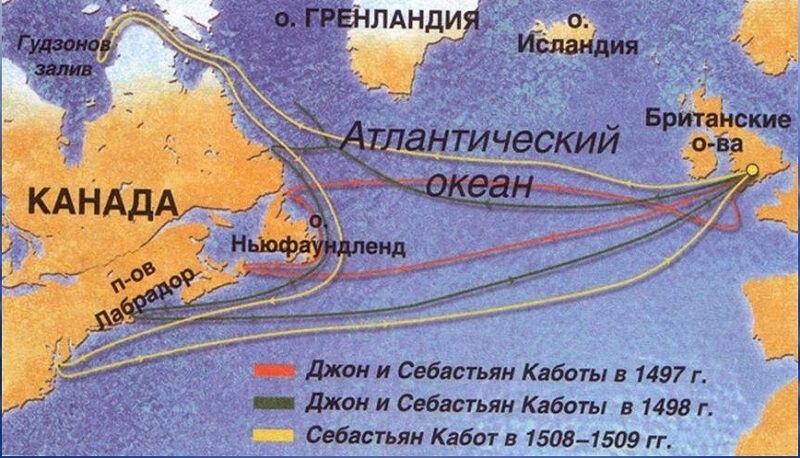 великие географические открытия кратко (главный ключ)