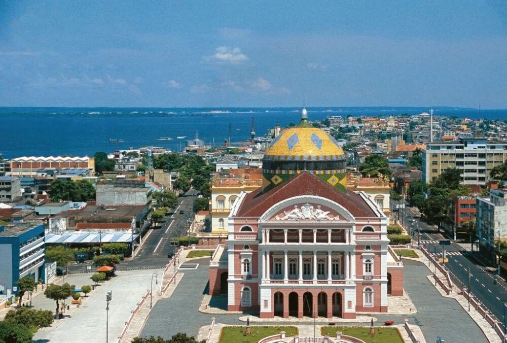 Манаус (Бразилия): Манаус путеводитель, все о Манаусе