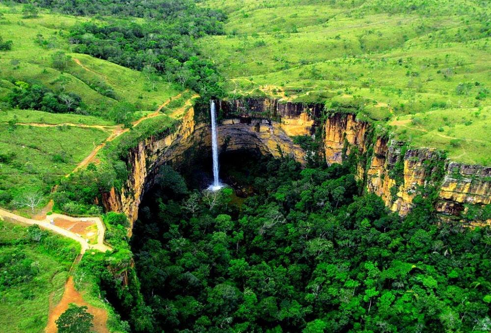 Национальный парк Жау - информация, фото, описание