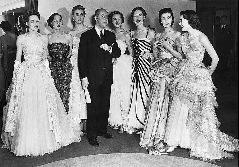 70 лет и семь лиц Christian Dior – Weekend – Коммерсантъ