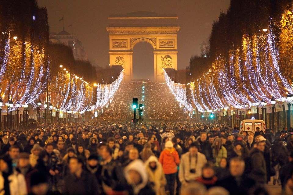 Кратко о Франции: население, достопримечательности, власть во ...