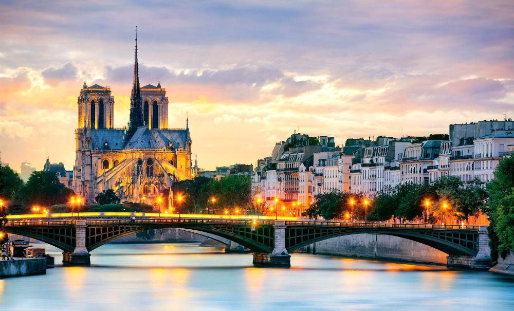 Париж. С чего начать знакомство с городом — Блог OneTwoTrip