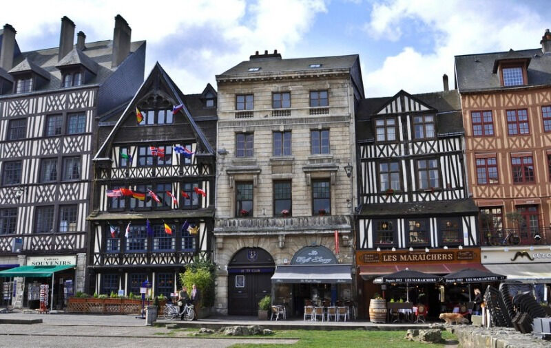 Франция + Амстердам (6 часть. Руан), отзыв от туриста Masha_Apelsin ...