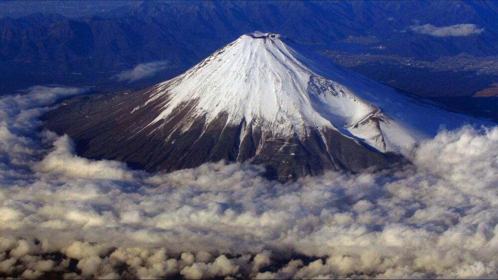 10 фактов о горе Фудзияма. - YouTube