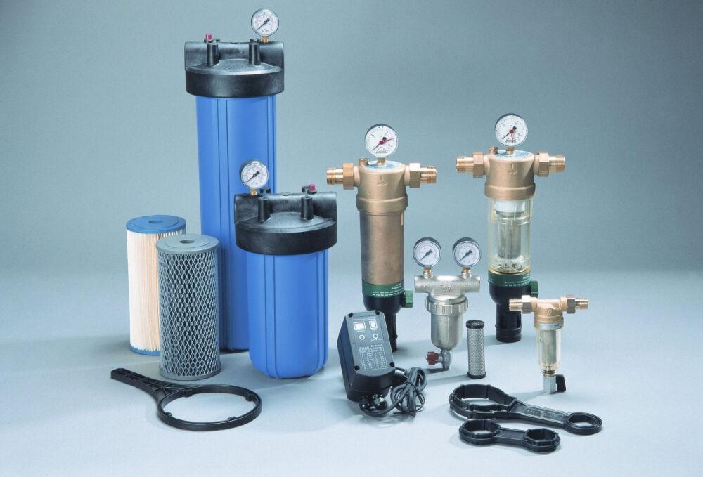 Фильтр механической очистки воды: водоочистка холодной и как выбрать ...