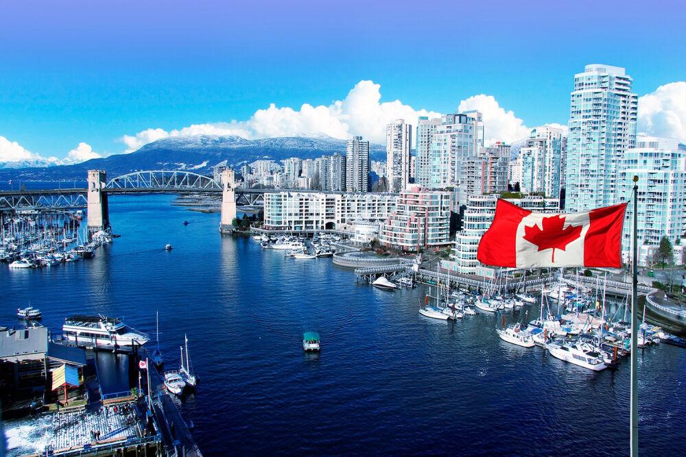 главные экономические районы канады