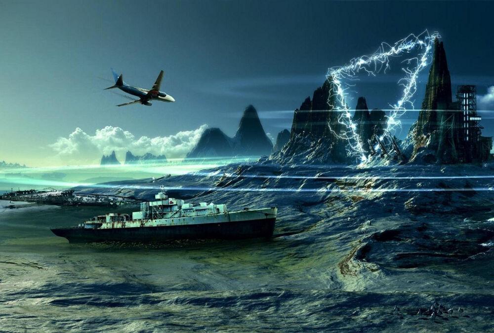 Свидетельства выживших: Бермудский треугольник - портал в ...