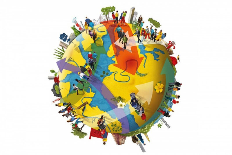 причины миграции населения (главный ключ)