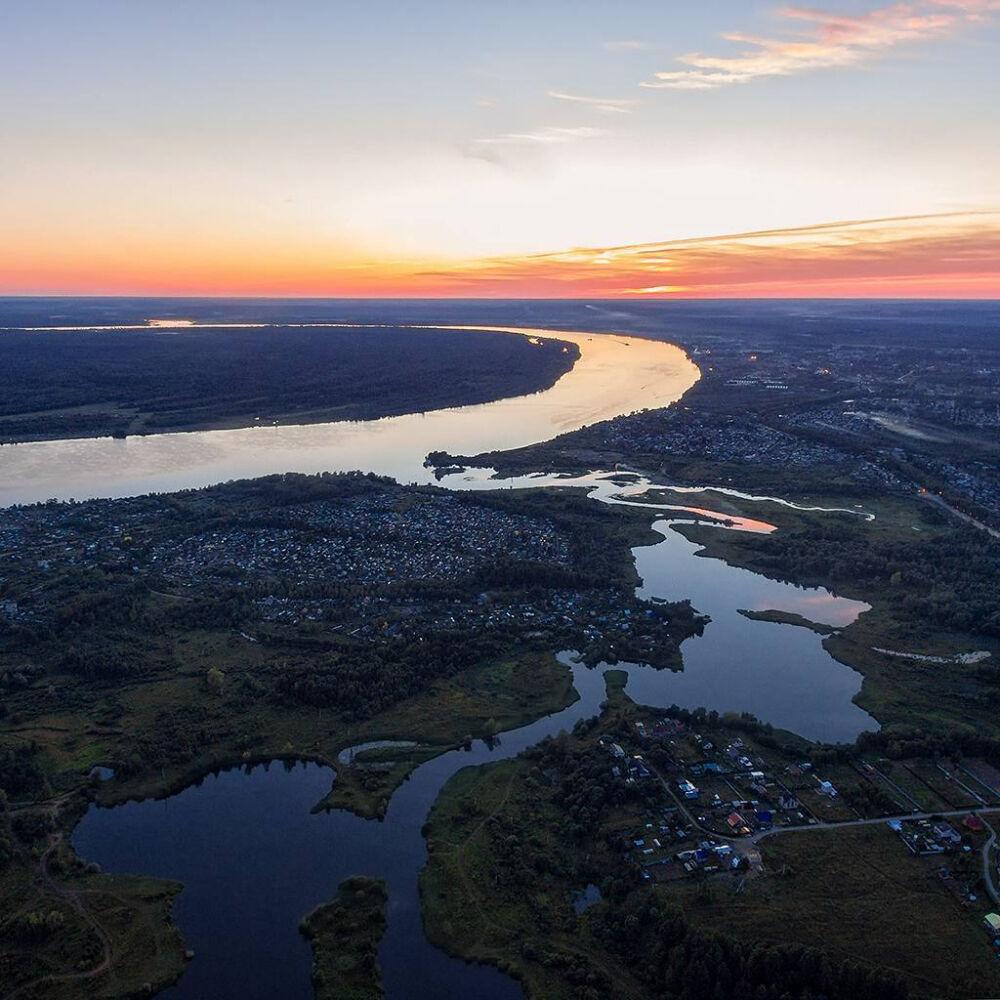 самая длинная река в европе
