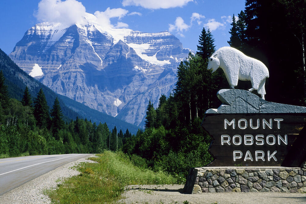 Mt. Robson Provincial Park, BC – George's Ottawa and beyond