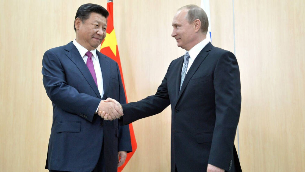 Международные отношения России и Китая | ИА КРАСНАЯ ВЕСНА