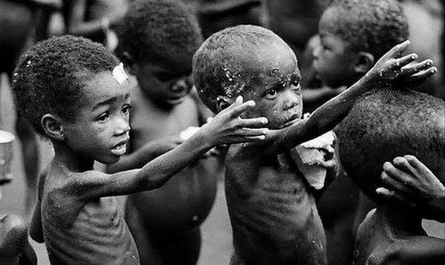 африка дети (главный ключ)