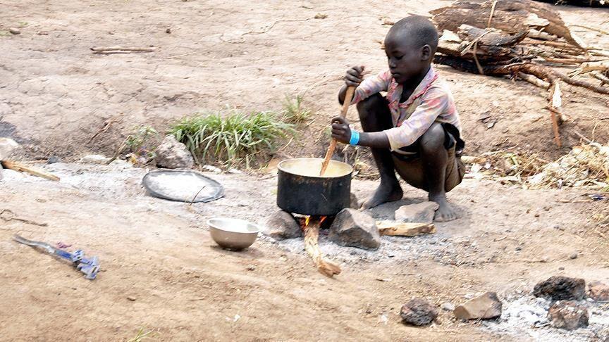 почему в африке голодают