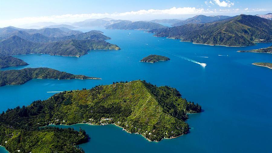 Новая Зеландия и Фиджи ищут паром с 50 пассажирами | Новости ...