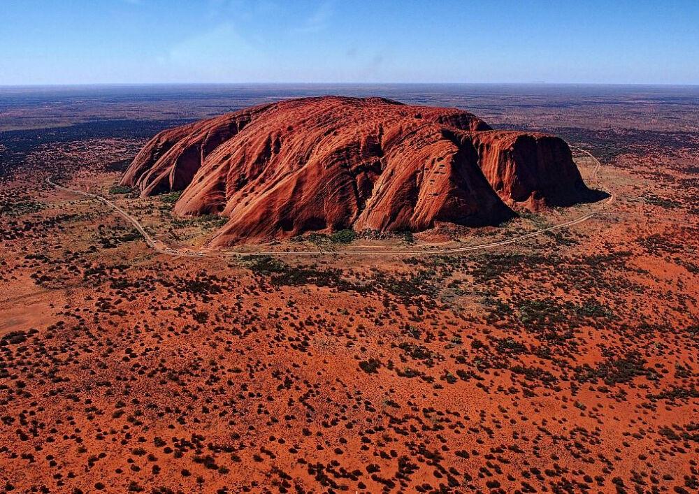 австралия природные зоны (главный ключ)