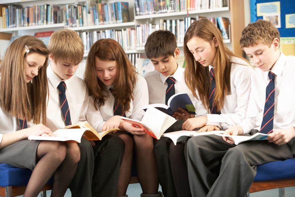 Что читают старшеклассники?