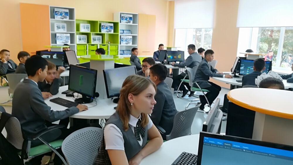 Уникальный IT-лицей открылся в Костанае - Новости | BNews