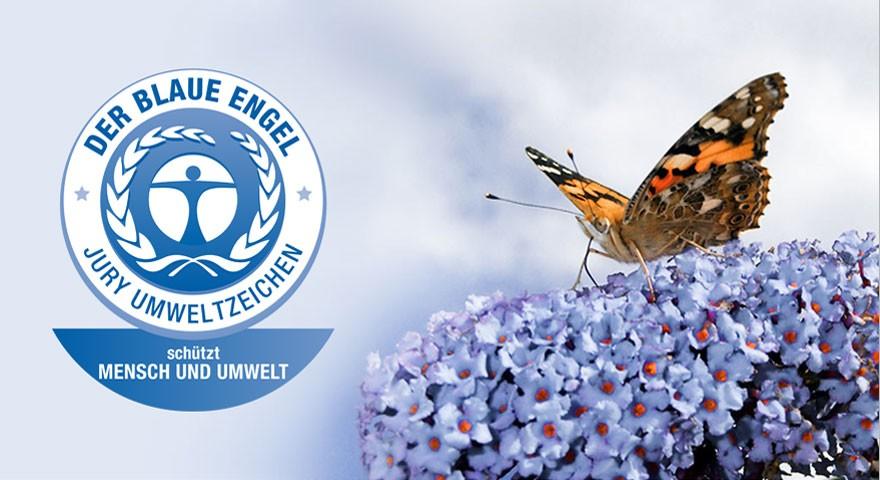 Голубой Ангел – знак экологического качества — Teletype