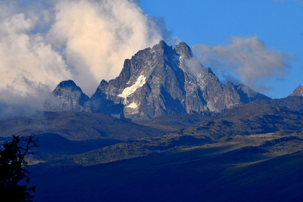 горы в африке (главный ключ)
