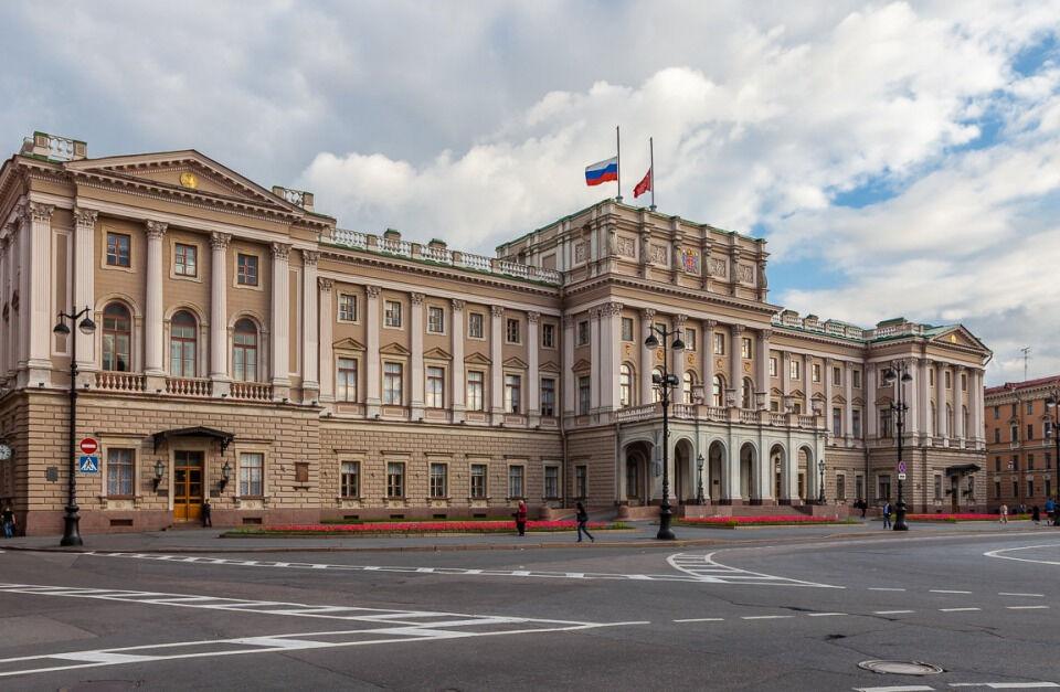 информация о санкт петербурге (главный ключ)