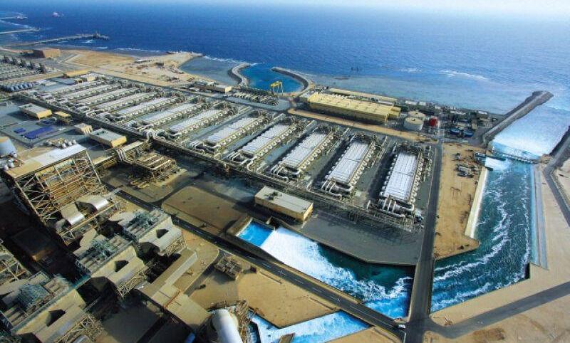 Опреснительные станции на Ближнем Востоке: выгода меньше ...