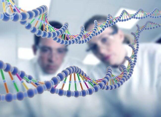 Гены - Психологос
